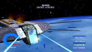 Screenshot Thumbnail / Media File 1 for Starblade Alpha [NTSC-U]